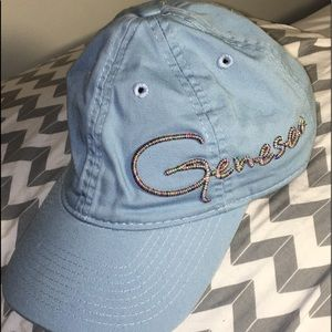 Accessories - GENESEO BLUE HAT